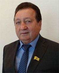 спикер Парламента Калмыкии Анатолий Козачко