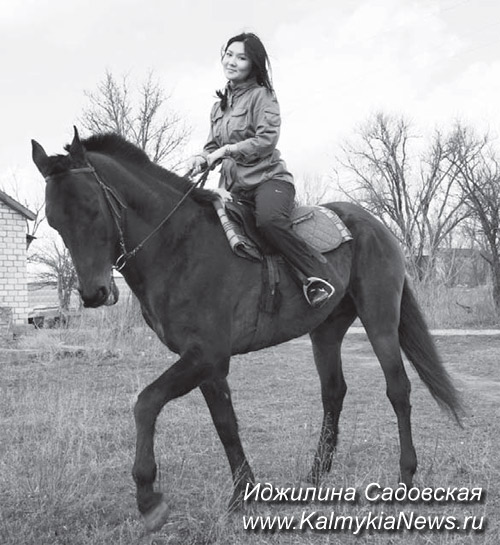 Иджилина Садовская